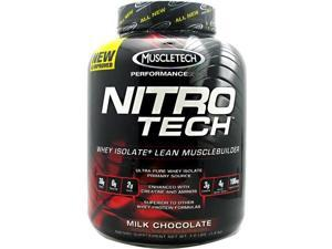 MuscleTech Nitro-Tech Performance Series Milk Chocolate 4lbs