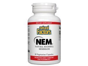 NEM 500 mg - Natural Factors - 30 - VegCap