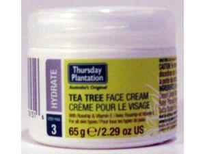 Tea Tree Face Cream - Thursday Plantation - 2.29 oz - Cream
