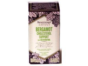 Reserveage Bergamot Cholesterol Support - Reserveage - 30 - VegCap