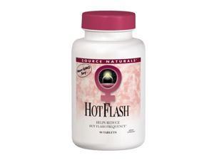 Hot Flash - Source Naturals, Inc. - 90 - Tablet