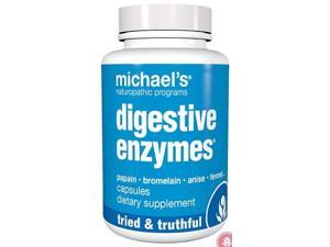Digestive Enzymes - Michael's Naturopathic - 180 - Capsule