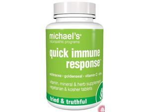 Quick Immune Response - Michael's Naturopathic - 60 - Tablet