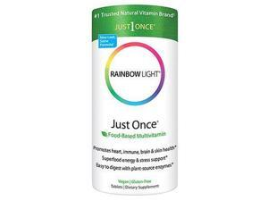 Just Once - Rainbow Light - 30 - Tablet