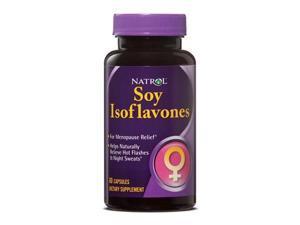 Women's Soy Isoflavones 40 mg - Natrol - 60 - Capsule