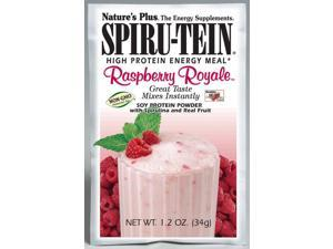 Raspberry Royale Spirutein - Nature's Plus - 8 - Pack