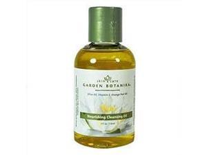 Nourishing Cleansing Oil - Garden Botanika - 4 oz - Liquid
