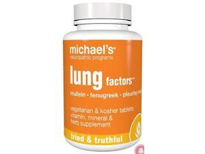 Lung Factors - Michael's Naturopathic - 60 - Tablet