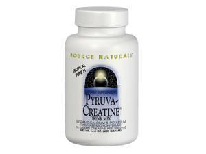 Pyruva-Creatine Drink Mix - Source Naturals, Inc. - 14.8 oz - Powder