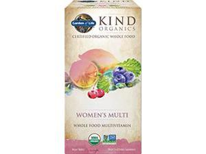 Kind Organics Women Multi - Garden of Life - 60 - Tablet