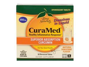 Curamed Efferevescent - EuroPharma (Terry Naturally) - 30 - Tablet