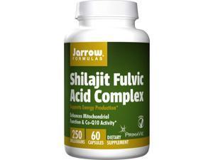 Shilajit Fulvic Acid Complex - Jarrow Formulas - 60 - VegCap