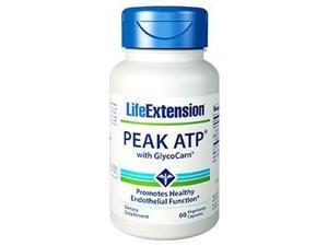 PEAK ATP with GlycoCarn - Life Extension - 60 - VegCap