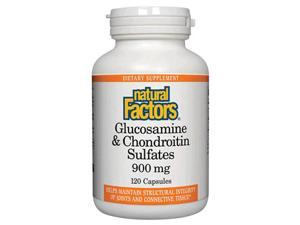 Glucosamine/Chondroitin 500/400mg - Natural Factors - 120 - Capsule