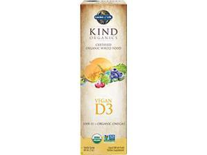 Kind Organics D3 Spray - Garden of Life - 2 oz - Liquid