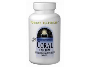 Coral Calcium Multi-Mineral Complex - Source Naturals, Inc. - 240 - Tablet