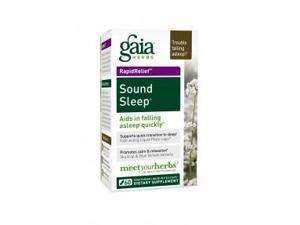 Sound Sleep - Gaia Herbs - 60 - VegCap