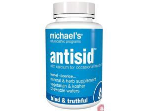 Antisid - Michael's Naturopathic - 60 - Chewable