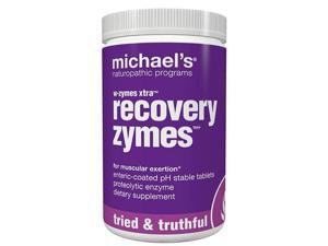 W-Zymes Xtra RecoveryZymes- Traveler Tube - Michael's Naturopathic - 30 - Tablet