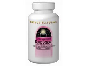 Black Cohosh Standardized Extract - Source Naturals, Inc. - 120 - Tablet