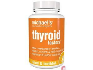 Thyroid Factors - Michael's Naturopathic - 120 - VegCap