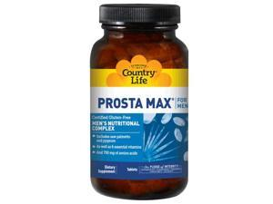 Prosta-Max For Men - Country Life - 100 - Tablet
