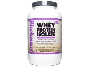 Whey Protein Isolate French Vanilla - Bluebonnet - 2 lbs - Powder