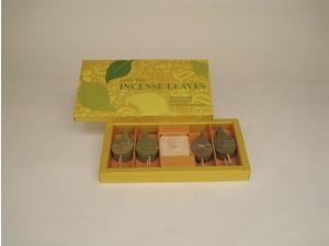 Incense Leaves - Lavender Rosemary & Lemongrass - Maroma - 4 - Leaf