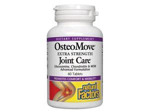 OsteoMove Joint Care - Natural Factors - 60 - Tablet