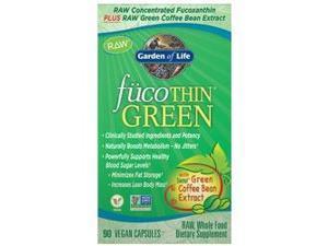 FucoThin Green - Garden of Life - 90 - Capsule