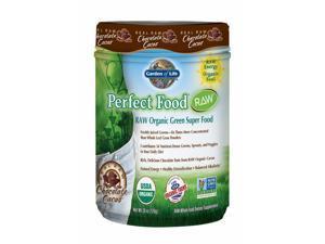 Perfect Food Raw Chocolate - Garden of Life - 570 g - Powder