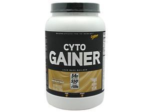Cytogainer-Chocolate Malt - Cytosport - 3.5 lb - Powder