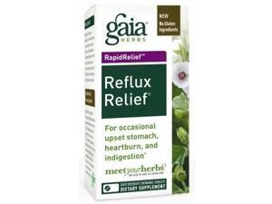 Reflux Relief - Gaia Herbs - 45 - Tablet