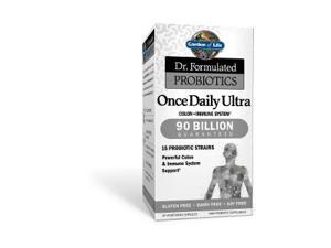 Dr. Formulated Probiotic-Once Daily Ultra 90 Billion-30-Capsule - Garden of Life - 30 - Capsule