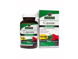 Cayenne Pepper Fruit - Nature's Answer - 90 - Capsule
