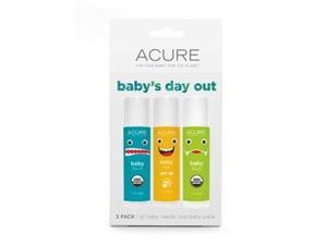 Baby's Day Out Kit - Acure Organics - 3 Pack - Kit