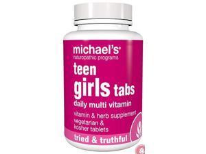 For Teen Girls - Michael's Naturopathic - 60 - Tablet