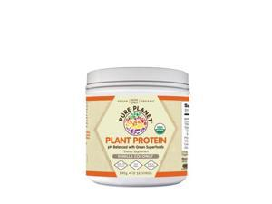 Plant Protein Vanilla Coconut - Pure Planet Products - 240g - Powder