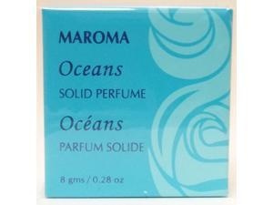 Solid Perfume - Oceans - Maroma - 0.28 oz - Solid