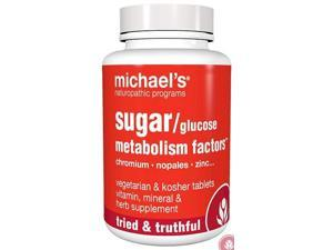 Glucose Sugar Metabolism Factors - Michael's Naturopathic - 90 - Tablet