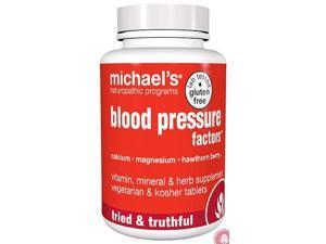 Blood Pressure Factors - Michael's Naturopathic - 60 - Tablet