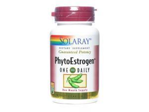 PhytoEstrogen One Daily - Solaray - 30 - Capsule