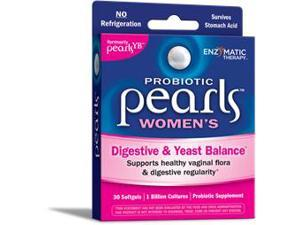 Probiotic Pearls Women's (Formerly Pearls YB) - Enzymatic Therapy Inc. - 30 - Capsule