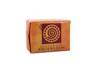 Golden Sun Clay Soap - Zion Health - 10.5 oz - Bar Soap