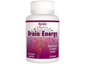 Brain Energy - Kyolic - 60 - Capsule