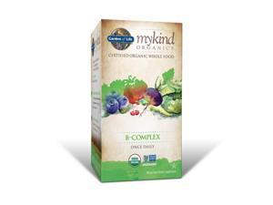Kind  Organics B-Complex - Garden of Life - 30 - Tablet
