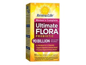 Ultimate Flora Men's Complete 90 Billion - Renew Life - 30 - Capsule