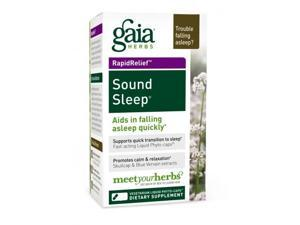 Sound Sleep - Gaia Herbs - 30 - VegCap