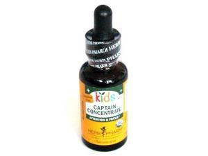 Kids Captain Concentrate - Herb Pharm - 1 oz - Liquid
