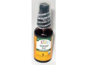 Kids Throat TLC - Herb Pharm - 1 oz - Liquid